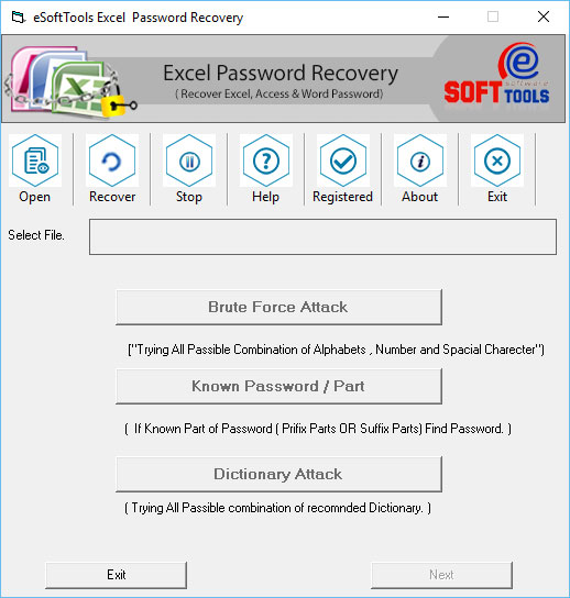 remove forgotten password from excel document